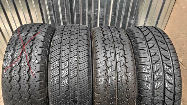 шина 225/70/15C Dunlop, Yokohama, Bridgestone Диск Mercedes Sprinter с
