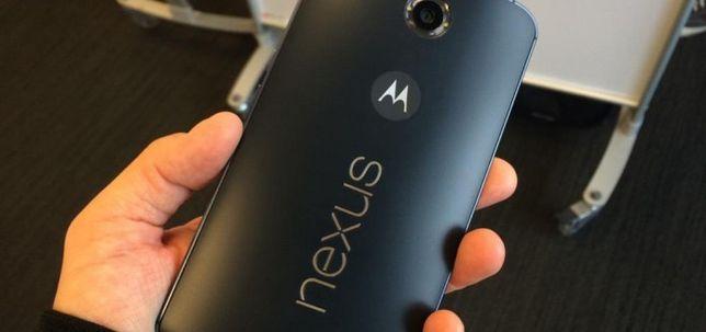 "Смартфон Motorola Nexus 6 Black 5.95"" 3/32GB 13мп 3200 mAh"