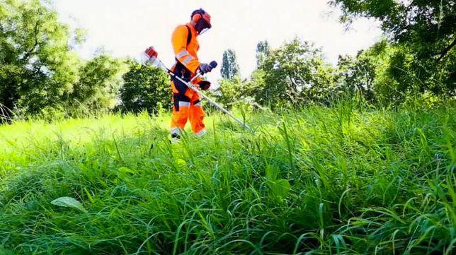 Koszenie trawy usługi ogrodnicze, pielęgnacja ogrodów, wycinka drzew