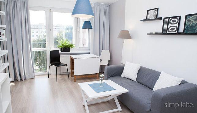 Mały domek i mieszkanie