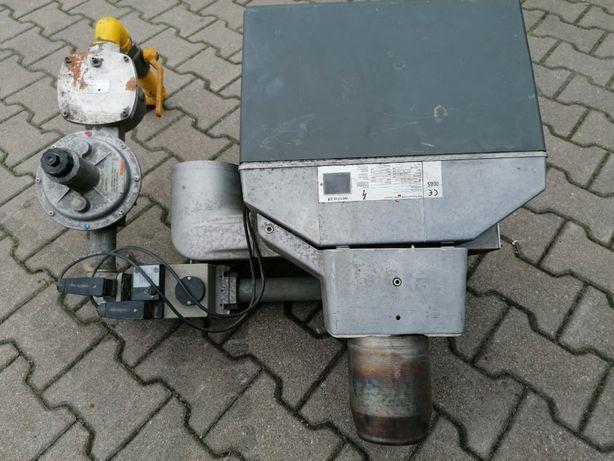 Kabina lakiernicza- palnik gazowy WEISHAUPT