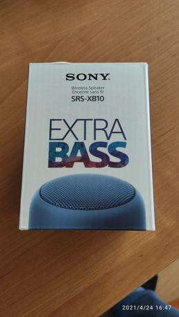 Głośnik Bluetooth SONY SRS-XB10 jak nowy