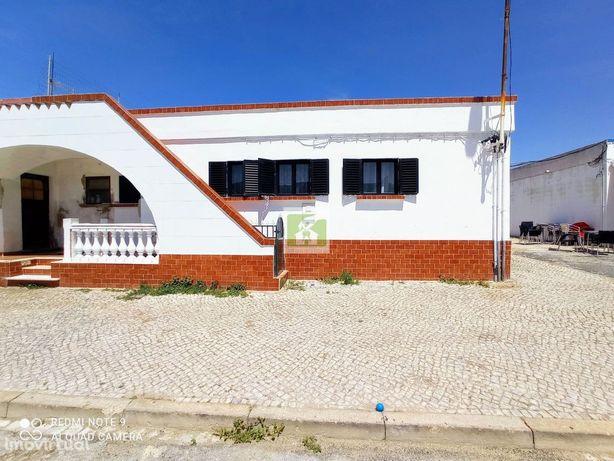 Casa moradia T2 c. garagem Fuzeta