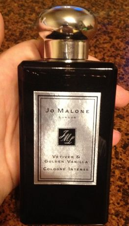 Продам Jo Malone London Intense Vetiver & Golden Vanilla