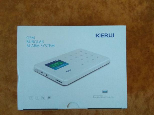 Сигнализация KERUI беспроводная GSM
