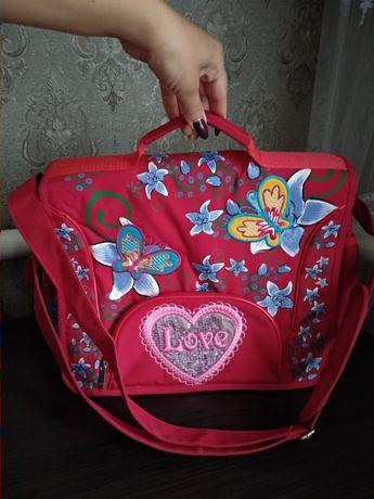 Портфель дитячий, сумка через плече