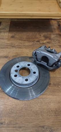 Комплект BMW оригинал суппорт и тормозной диск правая сторона