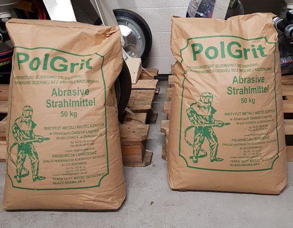 POLGRIT - ścierniwo - szlaka pomiedziowa - 1T - opcja dostawy!