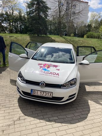 Samochód Volkswagen Golf VII