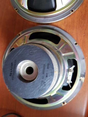Głośniki basowe Sharp 300 watt
