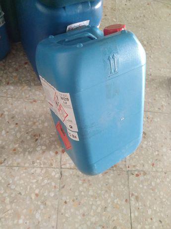 Bidões azuis 25 L