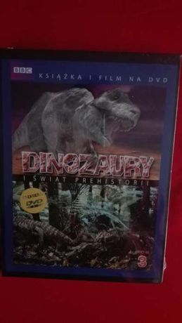 Dinozaury. Film BBC + książka