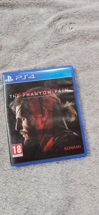 Gra PS4 THe Phantom Pain