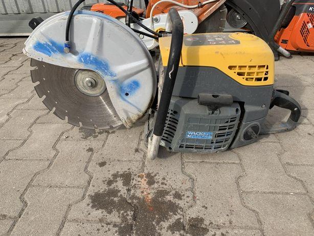 piła wacker bts 635s beton