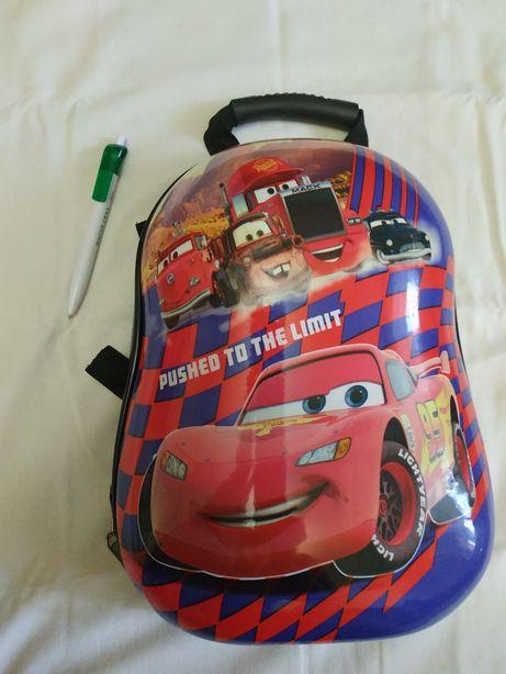 Продам рюкзаки для маленьких деток мультик тачки