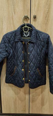 Куртка Деми для девочки 7-9 л