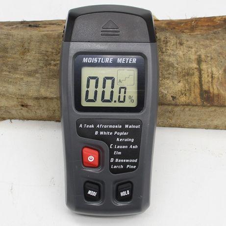 Влагомер измеритель влажности древесины MT10 EMT0 CSY01H Вологомір