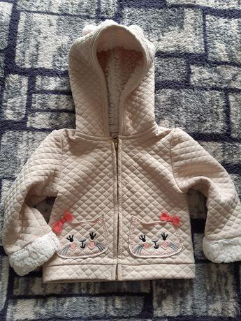 Куртка кофтинка кофта для дівчинки