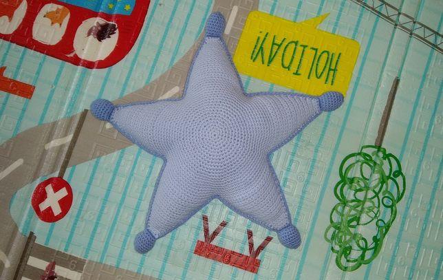Подушка. Подушка звезда. Подушка комфортер.