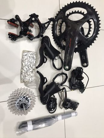 Kompletna grupa Campagnolo Super Record EPS 12 - nowy