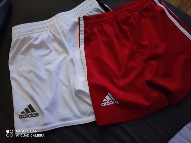 Spodenki sportowe Legia i Liverpool