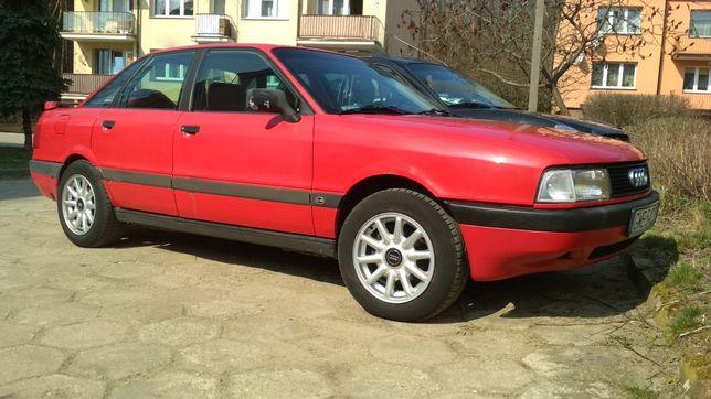 Audi 80 b3 1.8(S) 90KM monowtrysk (automat)
