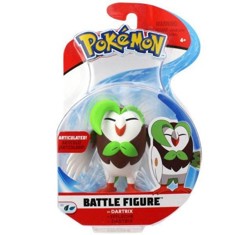 Pokemon – Battle Figurka Dartrix