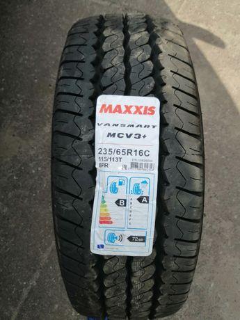 Летние шины резина 235/65 R16C Maxxis MCV3+ VANSMART 2356516 225 75 70