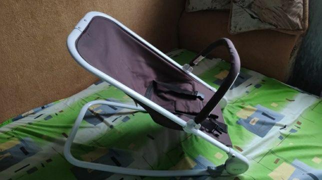 Шезлонг/лежак для новорожденных Jane Nippy