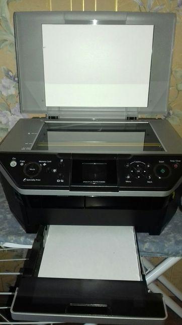 Принтер Epson RX 690 +6 шт. чернила