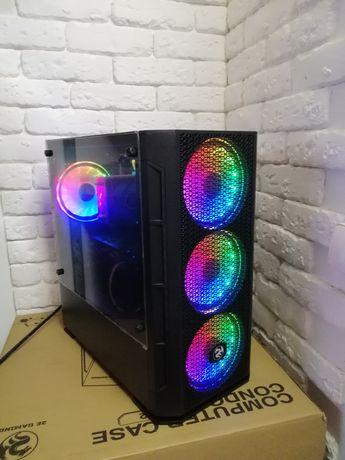 Игровой компьютер Ryzen 3 2200G 16gb ddr4 RX480 ssd120 HDD 500gb
