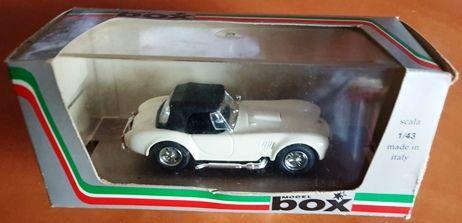 Ac Shelby Cobra Spider - Model Box