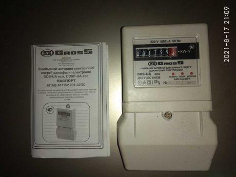 Счетчик активной энергии GROSS 5-50А