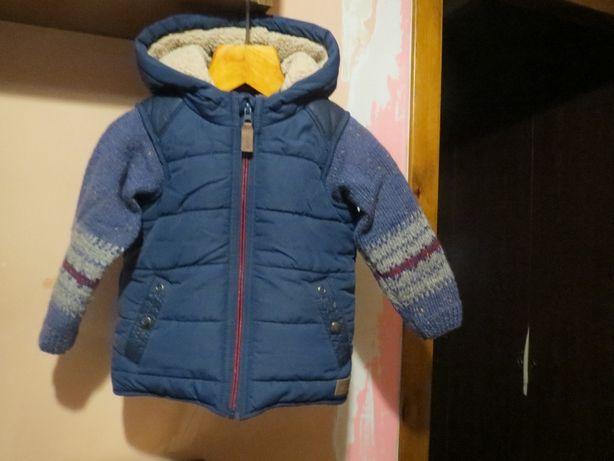 курточка для хлопчика осінь - тепла зима, Junior J, 3-4 роки