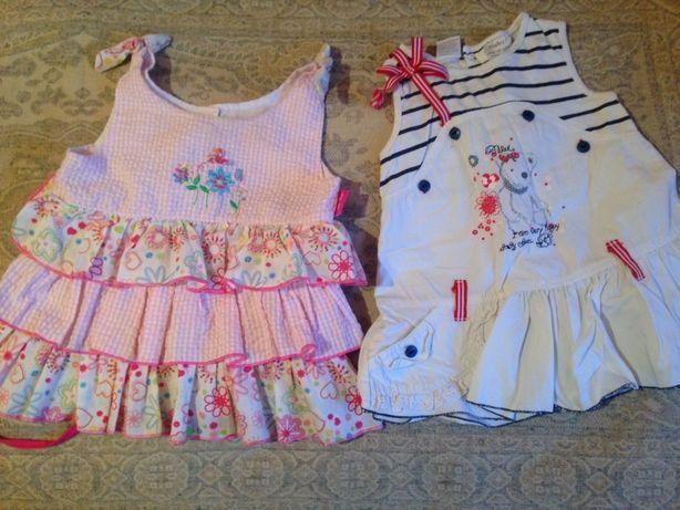 Платья 12-18 месяцев