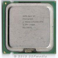 Intel® Pentium® 4 - 3.40 GHz, 1Mb Cache , 800 MHz FSB Skt775 - Usado