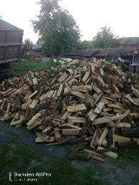 Продам дрова рубані дуб