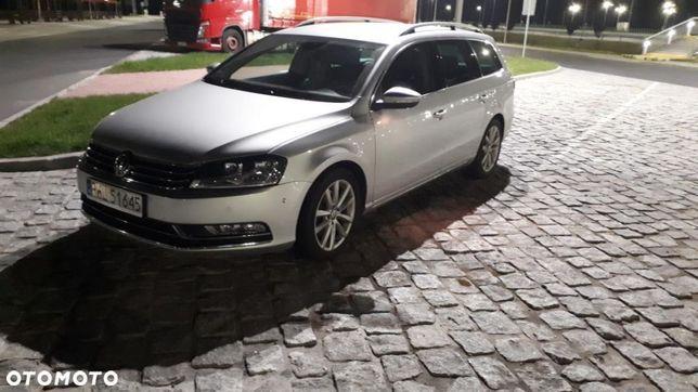 Volkswagen Passat Vw passat B7 2014r