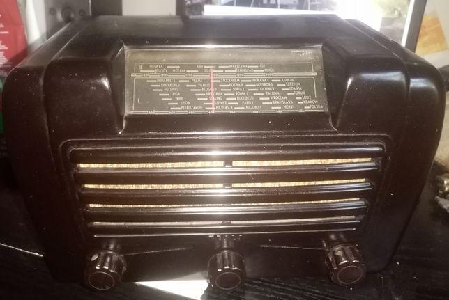Radio bakielitowe Tesla vintage!!