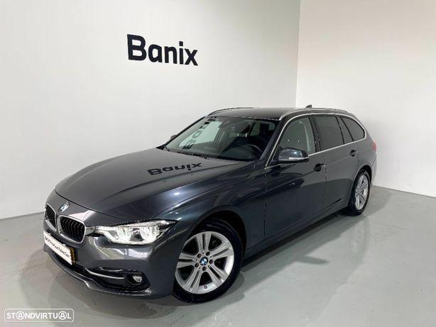 BMW 318 d Touring Line Sport Auto