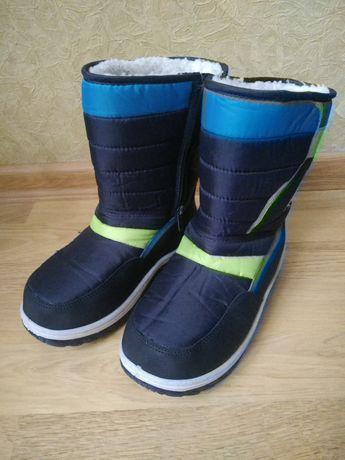 Сапоги, дутики, ботинки зимние Waikiki(Zara, George, H&M, Primark)