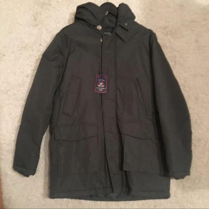 Мужская зимняя куртка Cotton&Silk Киев - изображение 1