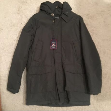 Мужская зимняя куртка Cotton&Silk