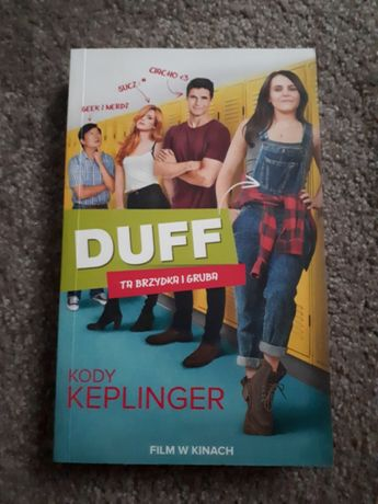 """Zamienię """"Duff"""" Kody Keplinger"""