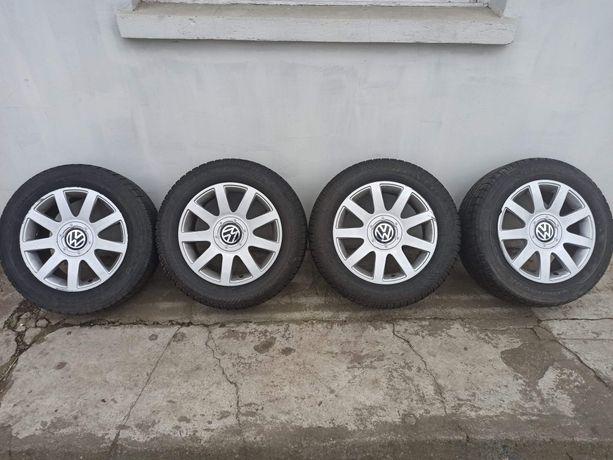 Felgi 16 5*112 VW