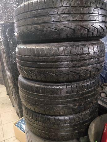Opony zimowe Pirelli Sottozero 225/55 R17 Run Flat 4 sztuki