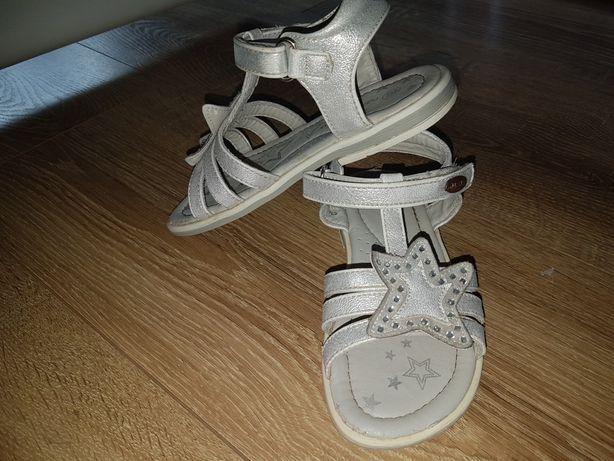 Sandałki dla dziewczynki r.26 Nelli Blu