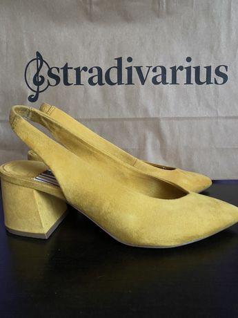 Мюли/босоножки Stradivarius 37р.