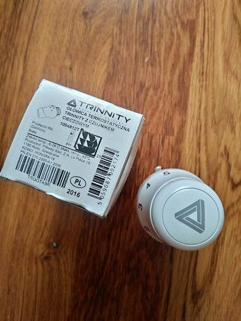 Nowa-głowica termostatyczna TRINNITY z czujnikiem cieczowym