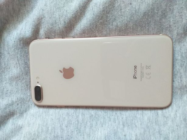 iPhone 8Plus Dourado - Desbloqueado